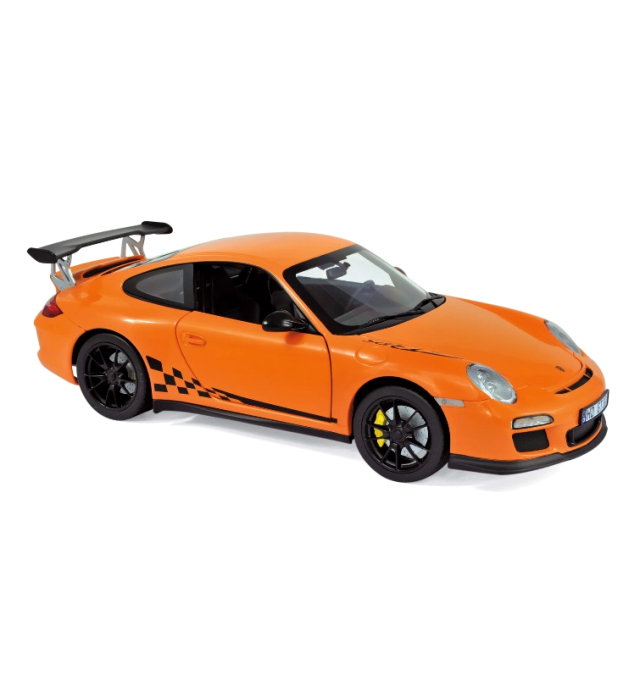 NOREV/ノレブ ポルシェ 911 GT3 RS 2009 オレンジ