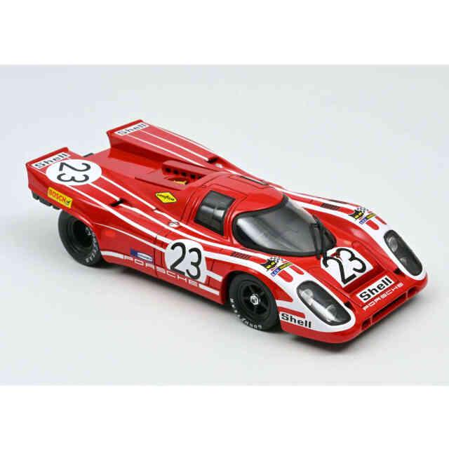 NOREV/ノレブ ポルシェ 917K 1970年ル・マン24時間 優勝 Herrmann / Attwood