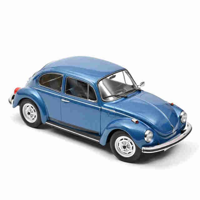 NOREV/ノレブ VW 1303  シティ 1973  メタリックブルー