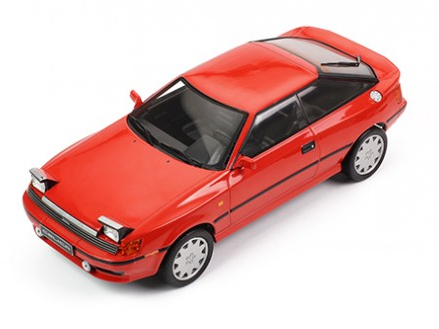 ixo/イクソ トヨタ セリカ GT-FOUR ST165 1988 レッド LHD