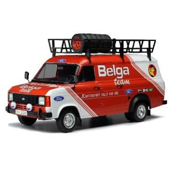 ixo/イクソ フォード トランジット MK II 1979 ラリーアシスタントカー Belga