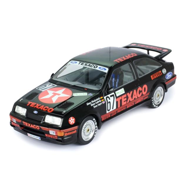 ixo/イクソ フォード シエラ RS  コスワース 1987年ニュルブルクリンク24時間 優勝  #67