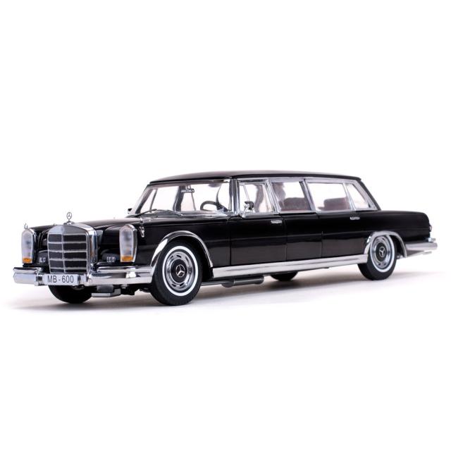 SunStar/サンスター メルセデス・ベンツ  600  プルマン  1966  ブラック