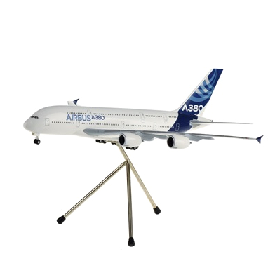 HoganWings/ホーガンウイングス A380 エアバス ハウスカラー ランディングギア・スタンド付属