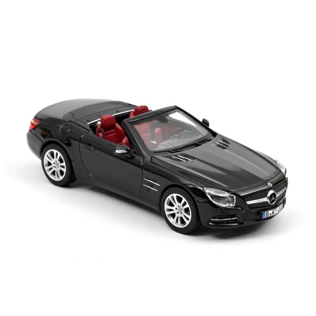 NOREV/ノレブ メルセデス・ベンツ SL 350 2012 ブラック