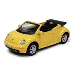 Cararama/カララマ VW  ニュービートル コンバーチブル イエロー