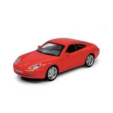 Cararama/カララマ ポルシェ  911  カレラ  S   レッド