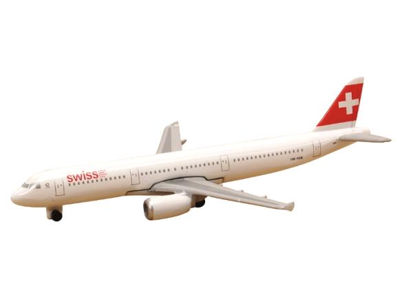 Schuco Aviation A321 スイスインターナショナルエアラインズ