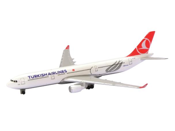 Schuco Aviation A330-300 トルコ航空