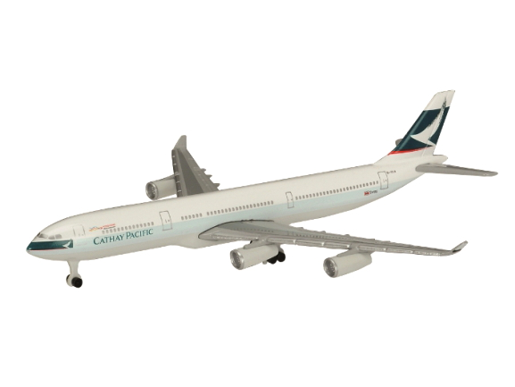 Schuco Aviation A340-300 キャセイパシフィック航空