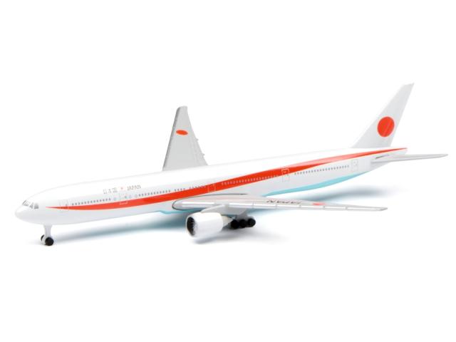 Schuco Aviation 日本政府次期専用機 B-777-300