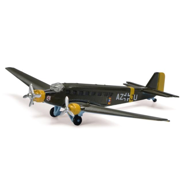 Schuco Aviation ユンカース Ju52/3m オリーブ Amicale Jean-Baptiste Salis