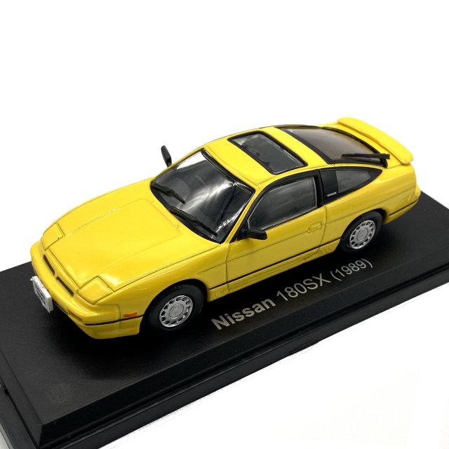 NOREV J/ノレブジェイ ニッサン 180 SX 1989 イエロー/ブラック