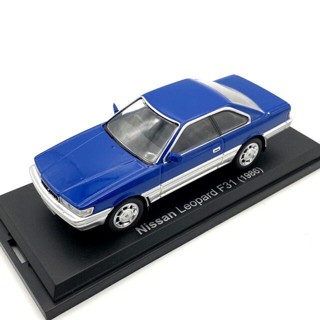 NOREV J/ノレブジェイ 日産 レパード F31 1986 ブルー
