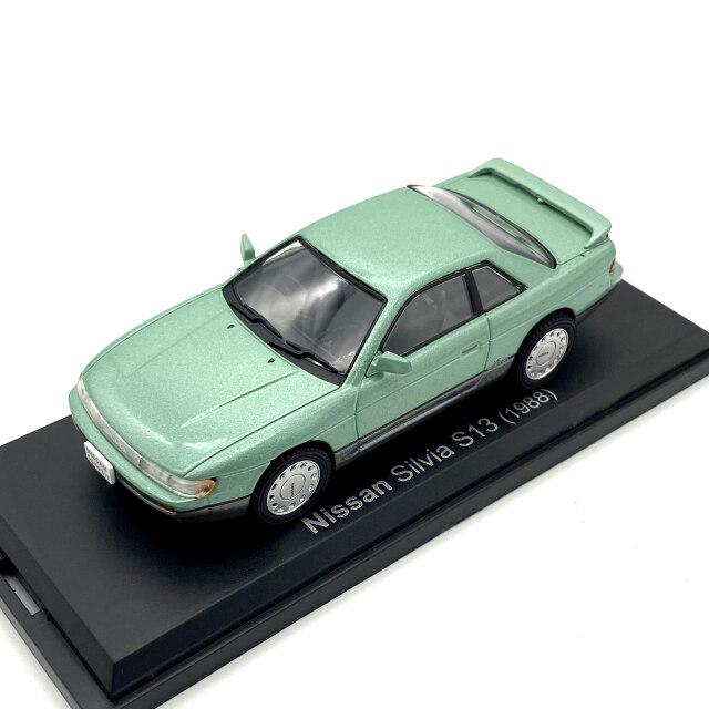 NOREV J/ノレブジェイ 日産 シルヴィア S13 1988 M・グリーン