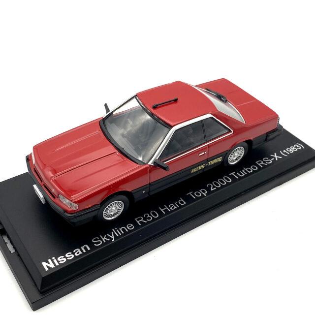 NOREV J/ノレブジェイ ニッサン スカイライン R30 ハードトップ 2000RS 1983 レッド
