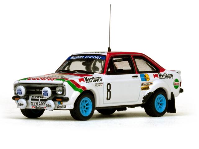 VITESSE/ビテス フォード エスコート RS1800 78 International Swedish Rally