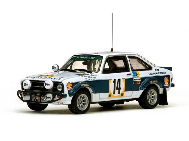 VITESSE/ビテス フォード エスコート RS1800 77 SafariRally #14
