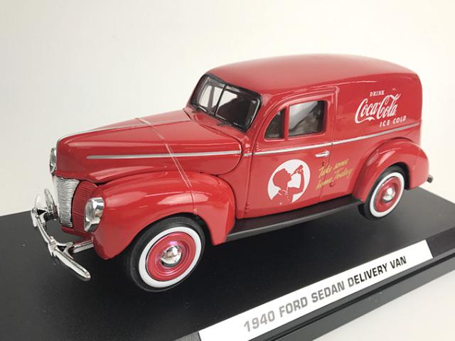 Coca-Cola フォード デリバリー バン  1940