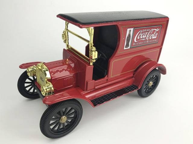 Coca-Cola フォード モデル T カーゴバン  1917