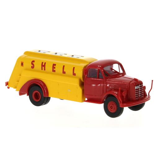 BREKINA/ブレキナ ボルグワルド B 4500 タンクトラック 1950 Shell