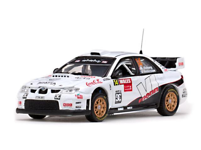 VITESSE/ビテス スバルインプレッサ WRC 07/ 10 Rally of Great Britain#14