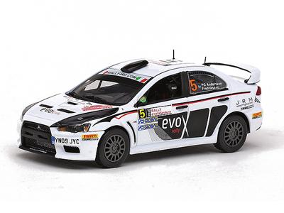 VITESSE/ビテス 三菱ランサーエボリューション X 10 Rally D,Italia Sardinia#5
