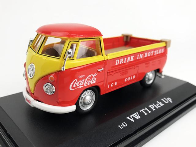 Coca-Cola  VW ピックアップ  1962  オレンジ/イエロー