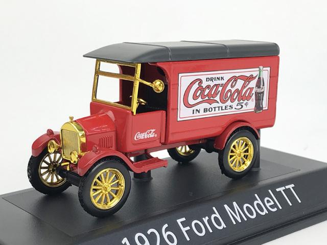 Coca-Cola フォード モデルTT カーゴバン 1926
