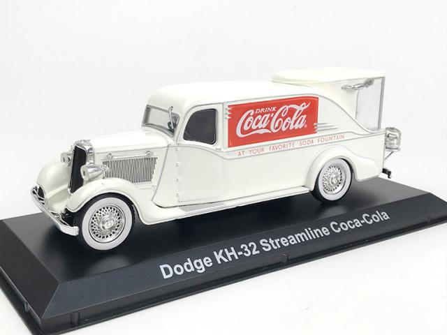 Coca-Cola ダッジ KH-32  1934  ファウンテン付