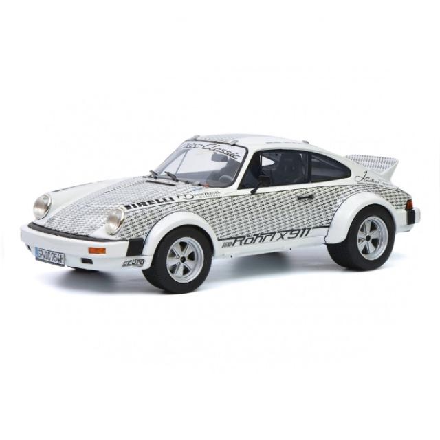 Schuco/シュコー ポルシェ 911 Rohrl x 911