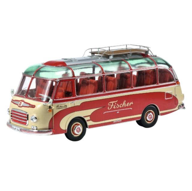 Schuco/シュコー セトラ S6 バス Fischer