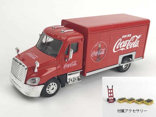 Coca-Cola ビバレッジ デリバリー トラック アクセサリー付