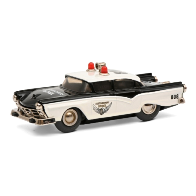 Schuco/シュコー Micro Racer フォード フェアレーン Highway Police