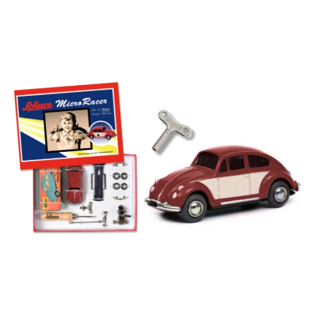 Schuco/シュコー Micro Racer VW ビートル BS 組立キット