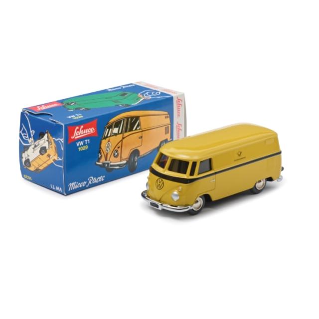 Schuco/シュコー Micro Racer VW T1 ドイツポスト