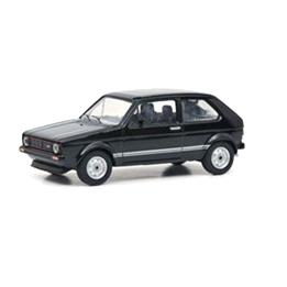 Schuco/シュコー VW Golf GTI  ブラック