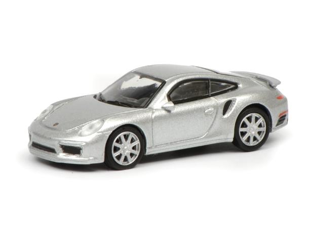 Schuco/シュコー ポルシェ 911 (991) シルバー
