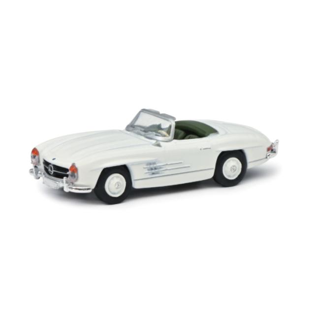 Schuco/シュコー メルセデス・ベンツ 300SL ロードスター ホワイト