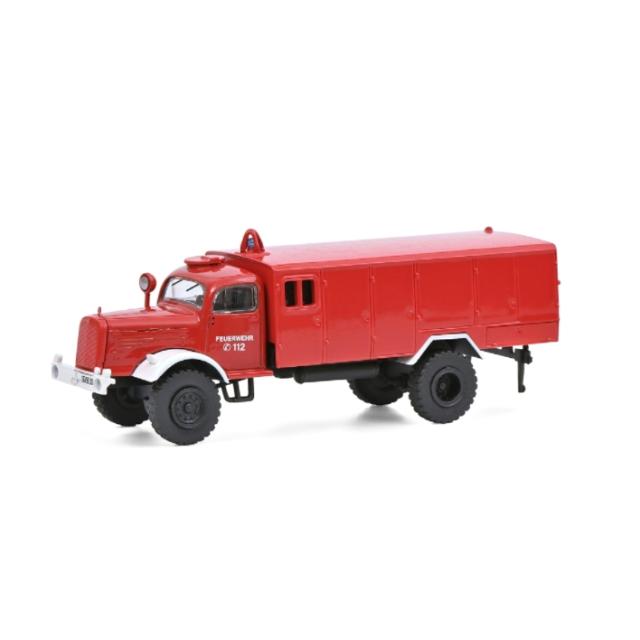 Schuco/シュコー メルセデスベンツ LG 315 LF  消防車両