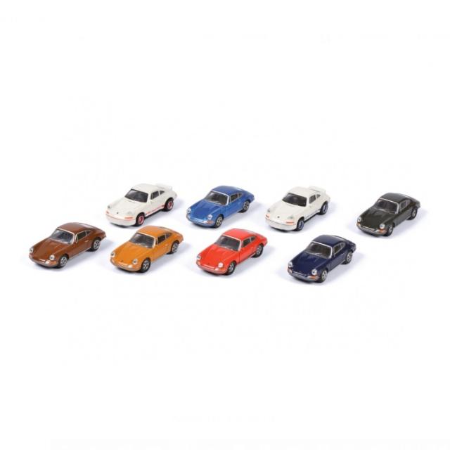 Schuco/シュコー ポルシェ 911 8台セット
