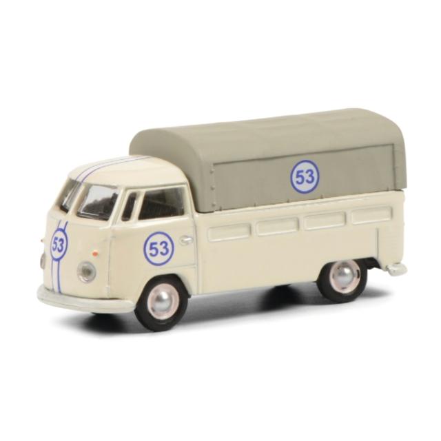 Schuco/シュコー VW T1b ピックアップ 幌付 #53