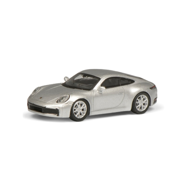 Schuco/シュコー ポルシェ 911 シルバー