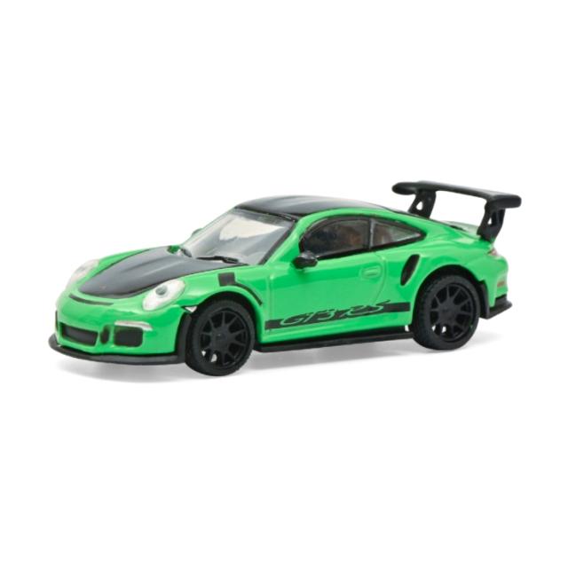 Schuco/シュコー ポルシェ 911 991 GT3 RS グリーン
