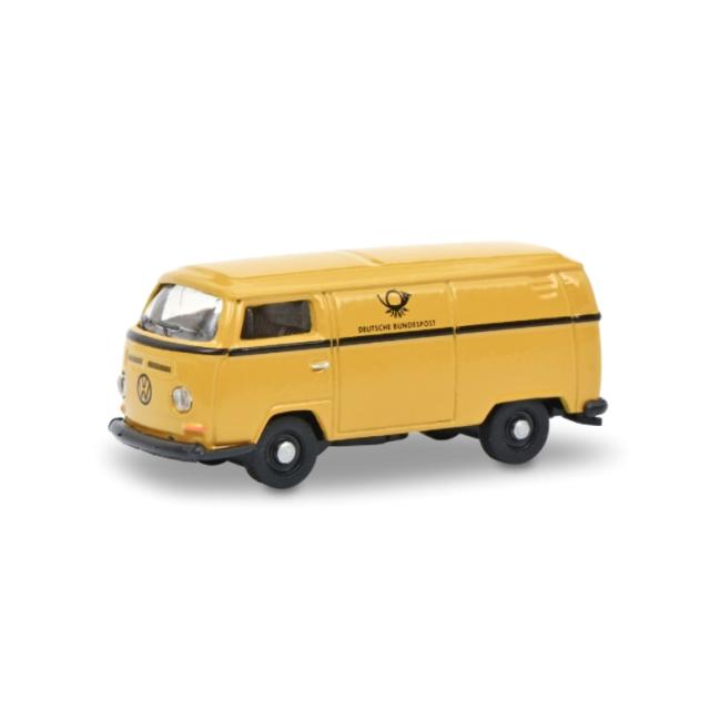 Schuco/シュコー VW T2a ボックスバン ドイツ郵便車 イエロー