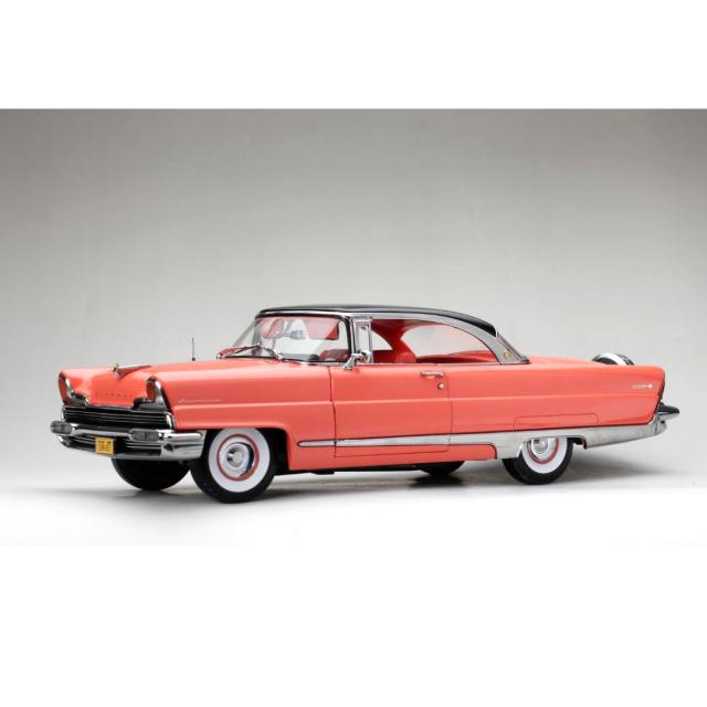 SunStar/サンスター リンカーン プレミア ハードトップ  1956   アイランドコーラル/ブラックトップ