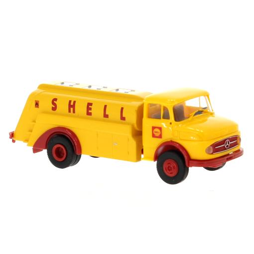 BREKINA/ブレキナ メルセデス L 322 タンクトラック 1960 Shell