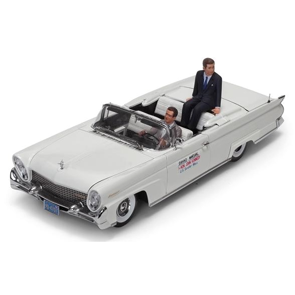 SunStar/サンスター リンカーン コンチネンタル MKIII 1958 オープン コンバーチブル J・F・K 1960 オレゴン