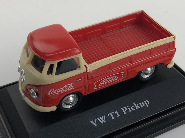 Coca-Cola VW T1 ピックアップ 1962