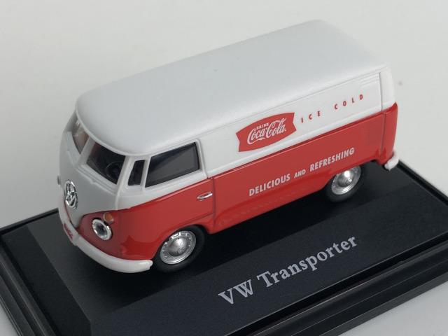 Coca-Cola VW カーゴバン 1962